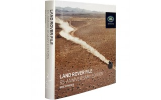 Land Rover File- 65 Anniversary Edition Book