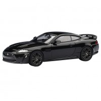 Jaguar XKR-S (Ultimate Black- 1:43)