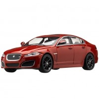 Jaguar XFR (Italian Racing Red- 1:43)