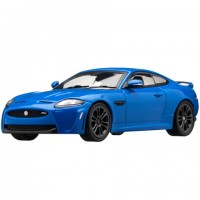 Jaguar XKR-S (French Racing Blue- 1:43)