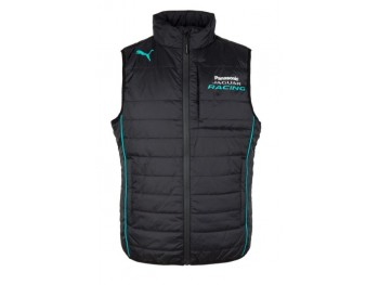 2018 Panasonic Jaguar Racing Unisex softshell bodywarmer