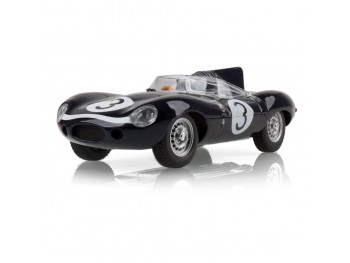 Jaguar D-Type Le Mans 1957 1:43 Model