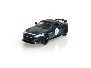 Jaguar Project 7 schaalmodel 1:76