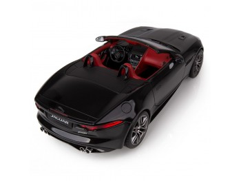 F-Type cabriolet 1:18 model