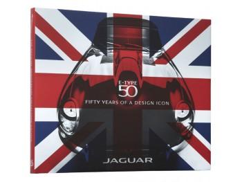 Jaguar E-Type 50 Jaar Anniversary