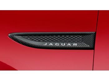 Side vents Carbon - Jaguar E-Pace