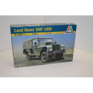 Italeri Modelkit Land Rover 109