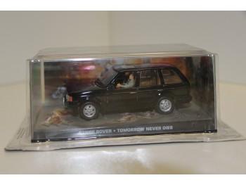 James Bond Range Rover LP 4.6 Tomorrow Never Dies