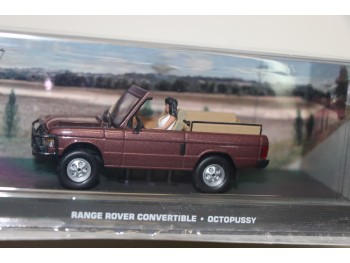 James Bond Range Rover Classic Convertible, Octopussy