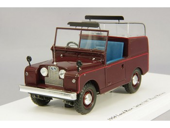 1954 Land Rover Series I 88 Royal Review 1:43