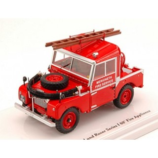 "1957 Series 1 88"" Defender Fire Appliance Red"