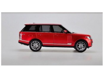 Welly GTA Range Rover Voque 1:18 Rood