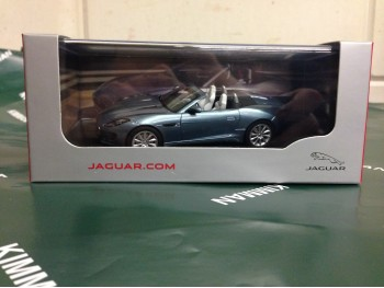 Jaguar F-TYPE (Satellite Grey - 1:43)