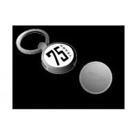 75th Anniversary Sleutelhanger *Slechts 1 Leverbaar*