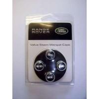 Ventieldopjes Range Rover logo