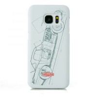 Heritage E-Type Samsung S7 telefoonhoes