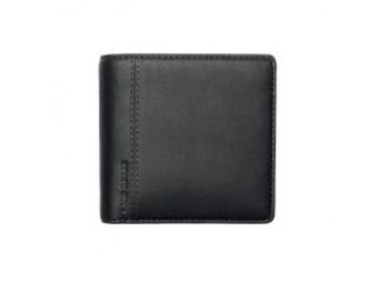 Leren Tri-fold portefeuille